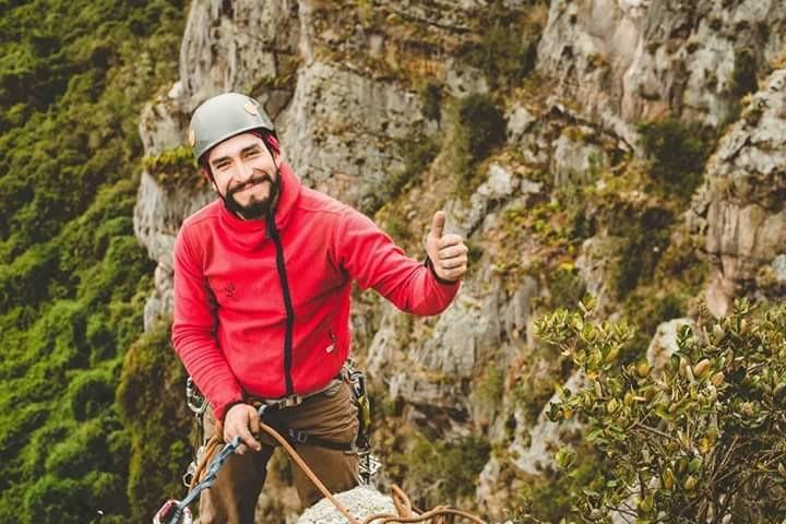 Escalada seguridad y aventura